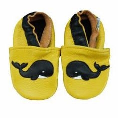 Shop for Whale Soft Sole Leather Baby Shoes and more for everyday discount…