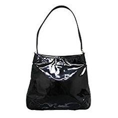 02175120dc3 Gucci Black Patent Leather Capri Handbag Hobo Shoulder Bag 257296 1000   529.00   FREE Shipping Gucci