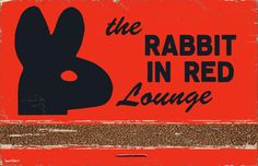 Rabbit in Red.
