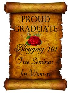 Information about how to blog free