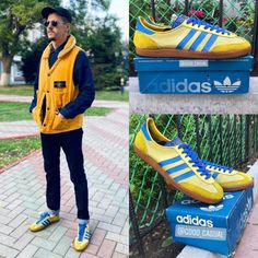 So... the next Spzl release will include some reworked Adidas Malmo Net ( new code HO3906 ). Great pic of then here by @good_casual with just about the only known pair still in existance from 1976. Photo here with a great combo with a vintagr 80s (?) Stone Island vest/ gilet