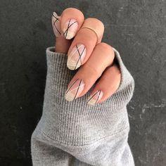 Classy Nails, Stylish Nails, Trendy Nails, Cute Short Nails, Simple Acrylic Nails, Best Acrylic Nails, Rounded Acrylic Nails, Nail Swag, Short Nail Designs