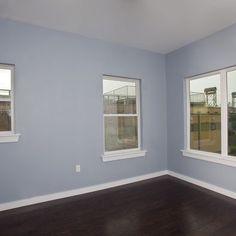 """Manor Blue 1627, Benjamin Moore""  ""blue bedroom"""