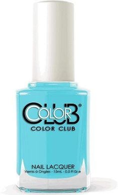 Color Club Nail Polish, So Fetch 1281 Color Club Nail Polish, Opi Nail Polish, Miami Vice, Nail Treatment, Stylish Nails, China Glaze, Feet Care, Manicure And Pedicure, Essie