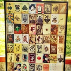 (70) Fancy - Ultimate Deck Uncut Playing Card Sheet