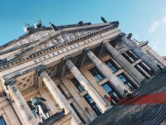"""""""#konzerthausberlin #deutscherdom #französischerdom # #berlin #gendarmenmarkt"""""""