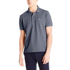 Camisa Polo Lacoste Clássica Sweater Shirt, Polo Shirt, Lacoste Men,  Sportswear, Molde c2e71ba333
