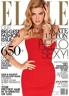 """Kate Upton Opens Up About Sports Illustrated Cover: """"I Felt Terrible About Myself for a Solid Month  I have a whole new respect for her after reading this."""
