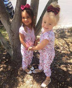 Cute Baby Girl, Cute Little Girls, Sweet Girls, Cute Kids, Cute Babies, Baby Girls, Cute Outfits For Kids, Toddler Outfits, Beautiful Children