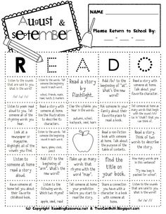 Great game idea for kids to have at home for monthly homework. Gives kids a lot of choices to help make reading less daunting. It& scaffolded around the ELA Common Core. Children need scaffolding to help push them to new reading goals. Reading Activities, Literacy Activities, Teaching Reading, Guided Reading, Literacy Centres, Reading Workshop, Reading Skills, Reading Logs, Reading Homework