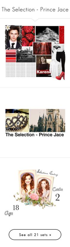 """""""The Selection - Prince Jace"""" by nika-love ❤ liked on Polyvore featuring art, people, pictures, girls, jane levy, janelevy and models"""