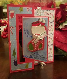 Vanessa's Paper Creations: 2015 Holiday coffee lovers blog hop