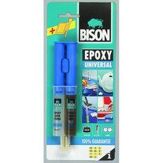 Lepidlo Bison Epoxy Universal, 24 ml Bison, Epoxy