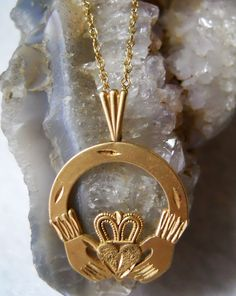 14k Necklace and Pendant