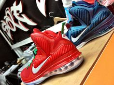newest 18315 675b9  lebron  james  christmas. Lebron 9Lebron JamesMen s SwagBasketball ShoesAir  MaxAir ...