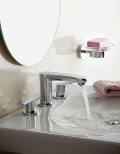 Eurostyle Cosmopolitan 3 Hole Wash Basin Mixer In Chrome - Homeclick Community
