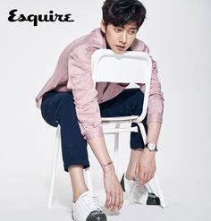 """Park Hae Jin, star of the hilarious """"Man To Man"""", spoke with Esquire for their June issue and said he considers himself a pacifist. He also thinks """"Man To Man"""" is getting mo… Korean Star, Korean Men, Asian Men, Park Sung Woong, Park Hye Jin, Asian Actors, Korean Actors, Man To Man Kdrama, My Love From The Star"""