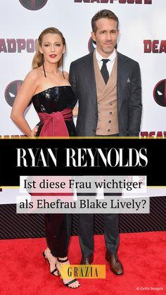 Ryan Reynolds und Blake Lively gelten als einer der Traumpaare der Filmindustrie – das zeigen sie auch immer wieder auf den sozialen Medien. Jetzt scheint es jedoch, als hätte der Schauspieler eine Frau gefunden, die ihm wichtiger ist als die Mutter seiner Kinder… #grazia #grazia_magazin #ryanreynolds #blakelively #ehefrau #starnews #stars #starstories