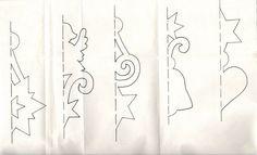 Гірлянди з паперу своїми руками - прикрашаємо будинок до свята » Пізнай Світ