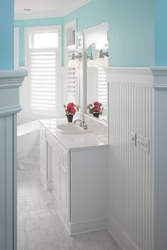 Master Bathroom - traditional - bathroom - grand rapids - Visbeen Associates, Inc.