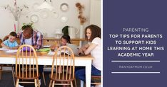 Homework, virtual learning or homeschooling this year here are some top tips from teacher and parent to support your child learning at home. Home Learning, Learning Tools, Learning Activities, Activities For Kids, Homeschool Curriculum, Homeschooling, Parenting Advice, Kids And Parenting, Kids Homework