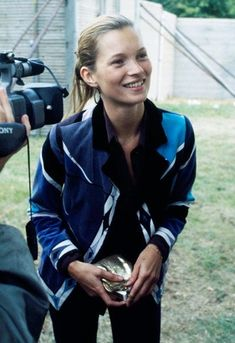 Kate Moss. @thecoveteur