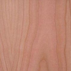 Edgemate 24 in. x 96 in. Cherry Wood Veneer with 10 mil Paper Backer, Reddish-Brown Wood