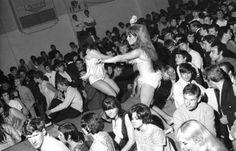 Peppermint Lounge, Sydney 1966