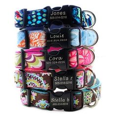 Personalized Dog Collars | Dog Collars