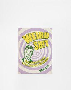 Buch: Weird Shit - Mehrfarbig #covetme #books