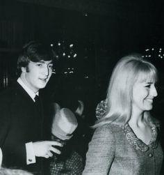 John and Cynthia Lennon: April 23, 1964
