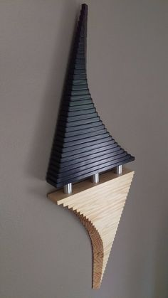 Laminated Wooden Scion Wall Art in Flamed Pine Laminierte hölzerne Scion Wandkunst in geflammter Kiefer This image has get Diy Wood Projects, Wood Crafts, Woodworking Projects, 3d Wall Art, Framed Wall Art, Art 3d, Wooden Wall Art, Wooden Walls, Pine Walls