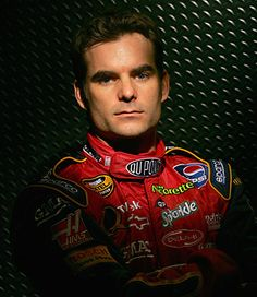 Jeff Gordon '24'  NASCAR driver