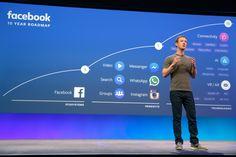 Alla conferenza di Facebook per gli sviluppatori, la F8, Mark Zuckerberg ha fatto molti annunci: dai chatbot ad una videocamera a 17 obiettivi per la ...