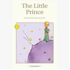 Little Prince English original world famous novel The Little Prince