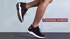 CHAMARIPA Elevator Sneaker Shoes With Hidden Heel - Men Taller Shoes