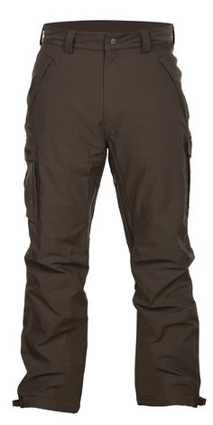 From the Bergans of Norway hunting collection: The Pasvik silent pants are made in brushed microfleece that makes virtually no sound when you move.