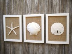 Hey, I found this really awesome Etsy listing at https://www.etsy.com/listing/200571496/cottage-chic-set-of-beach-wall-art-sea