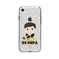 Case - El case el celu de papá , encuentra este producto en nuestra tienda online. Phone Cases, Letters, Store, Phone Case