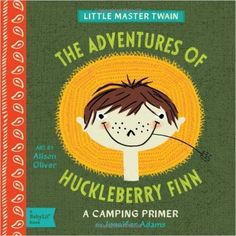 Babylit Huckleberry Finn