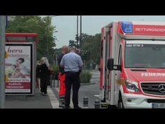 Polizeilicher Einsatz am Rathaus Troisdorf