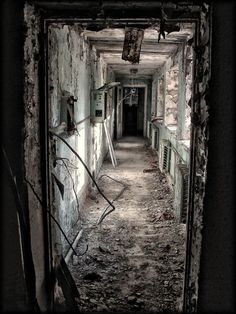 The Chernobyl Shadows A disabled demographic lingers decades onward… parched, . - The Chernobyl Shadows A disabled demographic lingers decades onward… parched, disparaged and sile - Chernobyl Today, Chernobyl Disaster, Scary Places, Haunted Places, Abandoned Buildings, Abandoned Places, Abandoned Castles, Abandoned Mansions, Photo Post Mortem