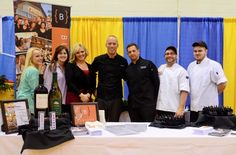 Burton's Grill Westford - 1st year at the Taste! (Taste of Nashoba 03/19/13)