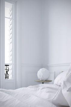 Lovely elegant sleeping space