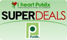 Here are the best deals I see in the upcoming Publix ad and coupons that runs 9/3 to 9/9 (9/2 - 9/8 for some). Remember that these are just the Super Deals.