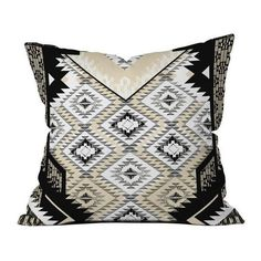Medicine Man Pillow ❤ liked on Polyvore featuring home, home decor and throw pillows