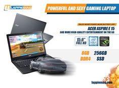 "Acer Aspire E 15, 7th Gen Intel Core i7, GeForce 940MX, 15.6"" Full HD, 8GB DDR4, 256GB SSD, Win 10, E5-575G-75MD Best Gaming Laptop, Coolest Gadgets, Best Laptops, Acer, How To Find Out, Entertaining, Best Laptop Computers, Funny, Entertainment"