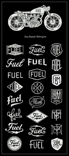 nice fonts.