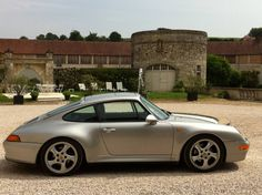 Aircooled with curves in all the right places, stunning 1997 #Porsche