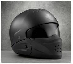 Pilot 3-in-1 X04 Harley Davidson Helmet